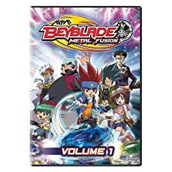 Beyblade: Metal Fusion 1
