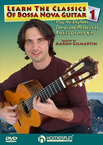 Learn The Classics of Bossa Nova Guitar #1