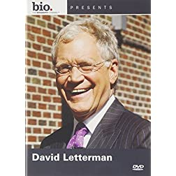 Biography: David Letterman
