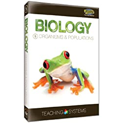 Teaching Systems Biology Module 5: Organisms & Populations