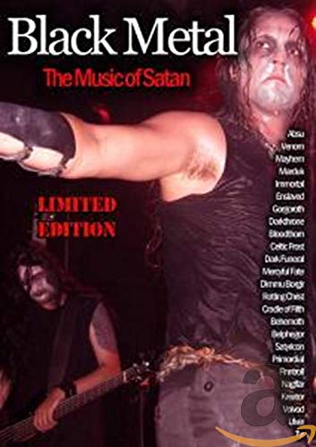Black Metal: The Music Of Satan