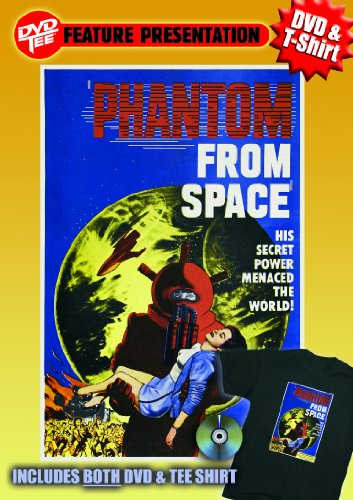 Phantom From Space DVDTee (Large)