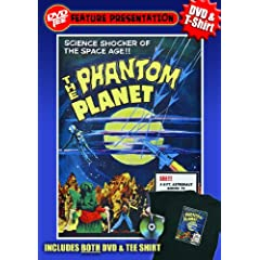 Phantom Planet DVDTee (XL)