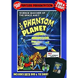Phantom Planet DVDTee (XL)