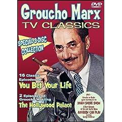 Groucho Marx TV Classics Box Set
