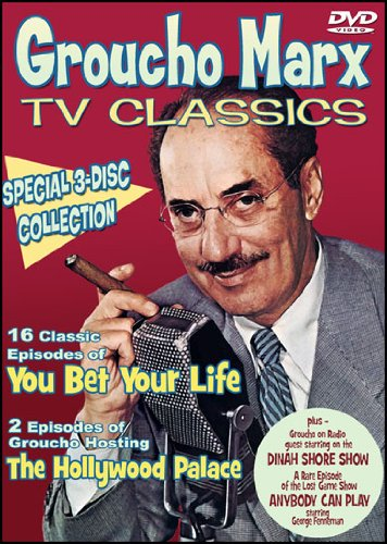 Groucho Marx TV Classics Box Set