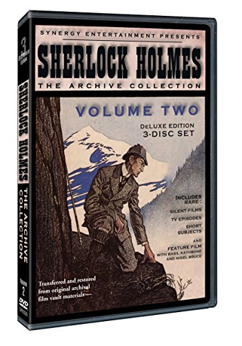 Sherlock Holmes: The Archive Collection Vol. 2