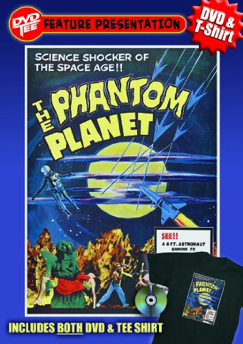 Phantom Planet DVDTee (Large)