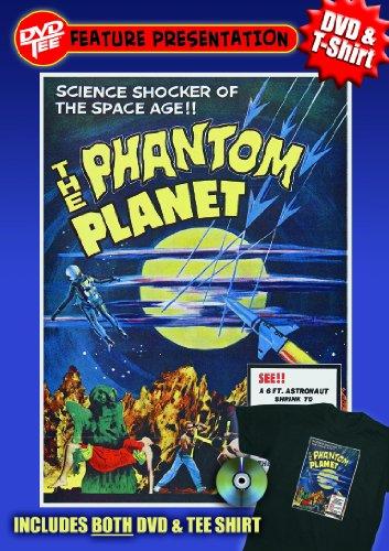 Phantom Planet DVDTee (Large)
