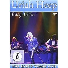 Uriah Heep - Early Years - Live
