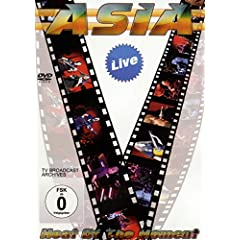 Asia - Heat Of The Moment: Live