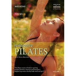 Restorative Pilates with Niece Pecenka