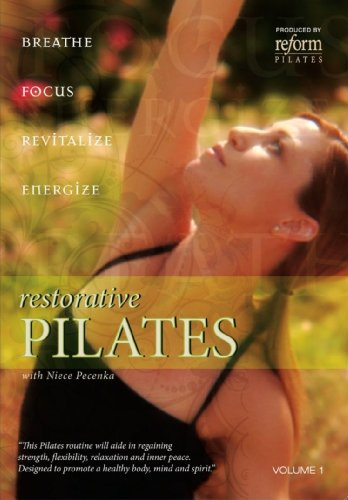 Restorative Pilates with Niece Pecenka
