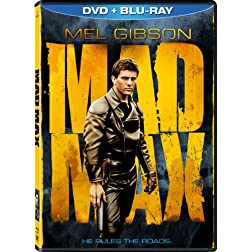 Mad Max (Two-Disc Blu-ray/DVD Combo in DVD Packaging)