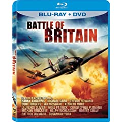 Battle of Britain (Two-Disc Blu-ray/DVD Combo in Blu-ray Packaging)