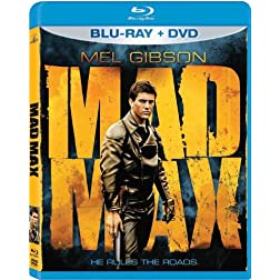 Mad Max (Two-Disc Blu-ray/DVD Combo in Blu-ray Packaging)