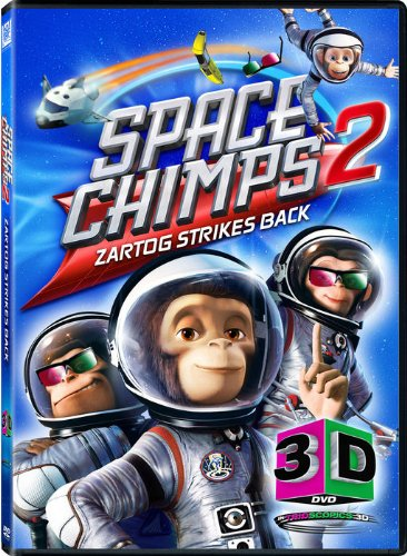 Space Chimps 2 3d