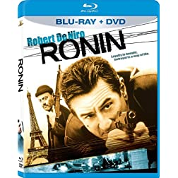Ronin (Two-Disc Blu-ray/DVD Combo)