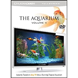 The Aquarium DVD Vol. 2 - Fullscreen Edition (shot in HD)