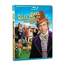Willy Wonka & the Chocolate Factory [Blu-ray]
