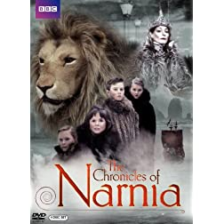 The Chronicles of Narnia (The Lion, the Witch, and the Wardrobe / Prince Caspian & The Voyage of the Dawn Treader / The Silver Chair) (1988)