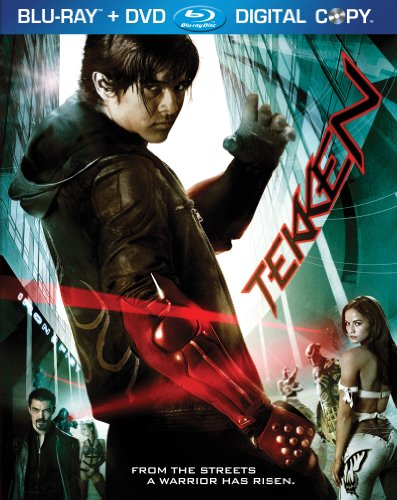 Tekken (Three-Disc Blu-ray/DVD Combo + Digital Copy)