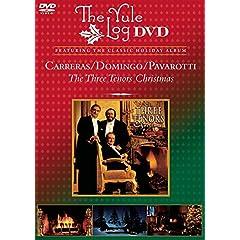 Three Tenors Christmas (The Yule Log DVD)