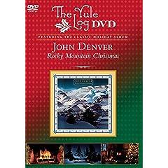 Rocky Mountain Christmas (The Yule Log DVD)