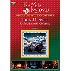 Rocky Mountain Christmas (The Yule Log DVD)