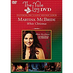 White Christmas (The Yule Log DVD)