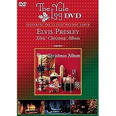 Elvis Christmas (The Yule Log DVD)