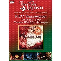 Not So Silent Night (The Yule Log DVD)