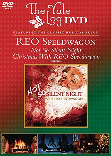 Not So Silent Night (The Yule Log DVD)