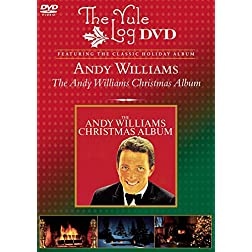 Andy Williams Christmas (The Yule Log DVD)