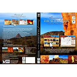 Treasures of The Southwest-Volume One-Iron County, Utah-Interactive CD-Rom [Interactive DVD]