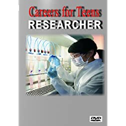Careers for Teens Researcher (Medical)