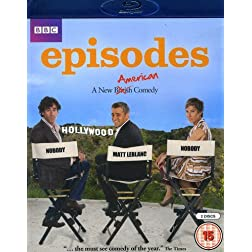 Episodes [Blu-ray]