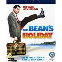 Mr Beans Holiday [Blu-ray]