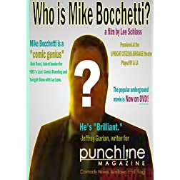"""Who is Mike Bocchetti?"""