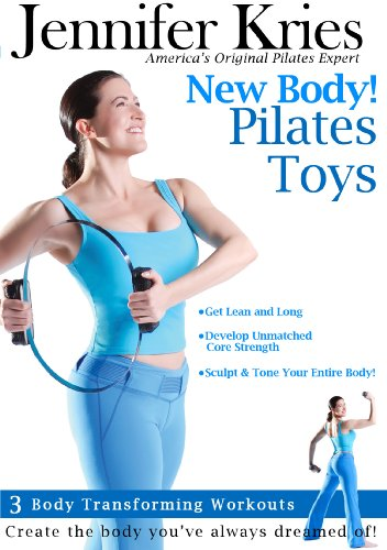 Jennifer Kries New Body Pilates - Toys