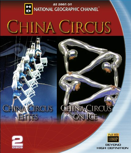 China Circus 2-pack (China Circus on Ice and China Circus Elites) [Blu-ray]