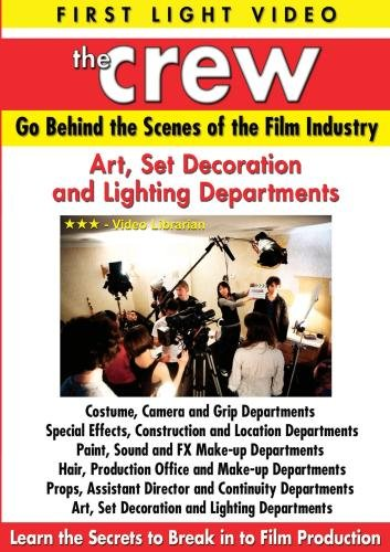 Art Set Decoration & Lighting Departments