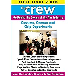 Costume Camera & Grip Departments