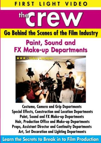 Paint Sound & Fx Make-Up Departments