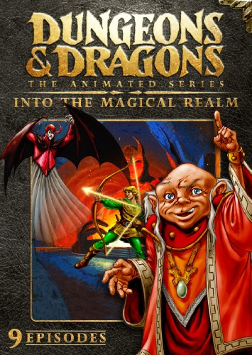 Dungeons & Dragons-Into the Magical Realm