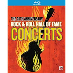 The 25th Anniversary Rock & Roll Hall Of Fame Concerts (2BD) (Blu-ray)