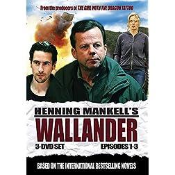 Wallander: Episodes 1-3