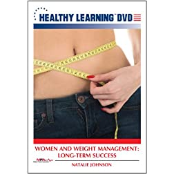Women and Weight Management: Long-Term Success