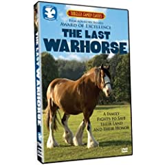 The Last Warhorse starring Graham Dow, Olivia Martin, Robert Carlton! Dove Family Approved!
