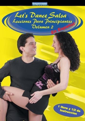 Let's Dance Salsa Lecciones Para Principiantes Volumen 2 (En Espanol)
